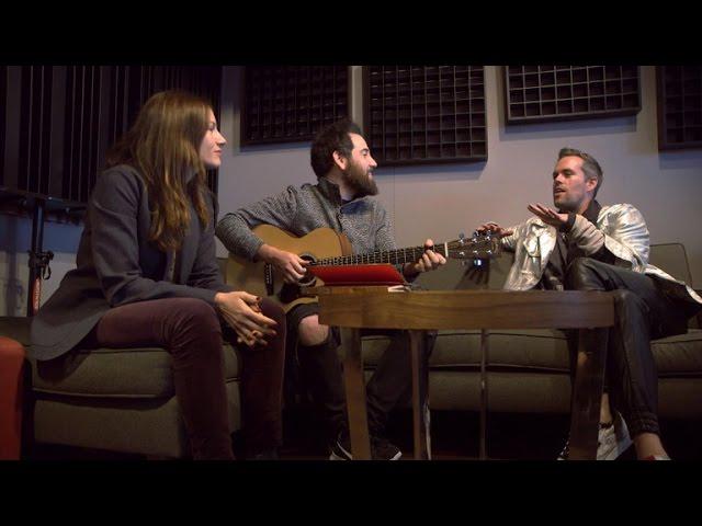 Zane Lowe & Jutin Tranter - Justin Tranter Interview - Clip