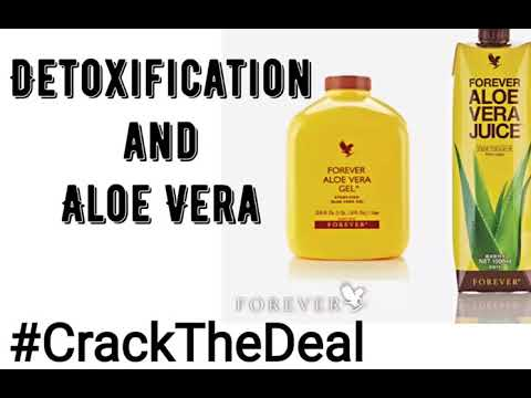 Aloe Vera Gel | Detoxification | Explained | Part - 2 | Hindi | Ankit Jain | FLP | Nutrition
