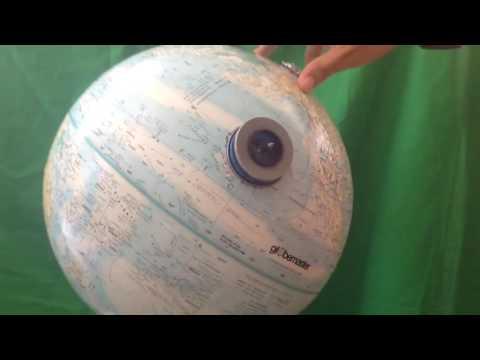 globe top