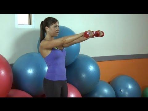 Shoulder Broadening Exercises : Getting in Shape