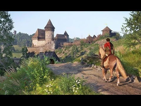 Kingdom Come Deliverance Gameplay PC #4 - Back to Skalitz