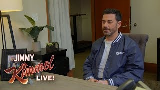 Jimmy Kimmel Challenges New YouTube Rules