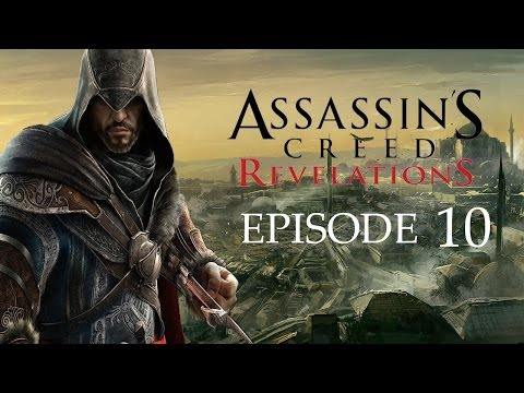 Assassins Creed Revelations Walkthrough | Episode 10 | Time To Blend In!