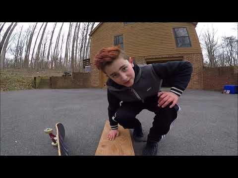 custom skateboard!