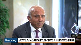 Billionaire Prem Watsa Says There