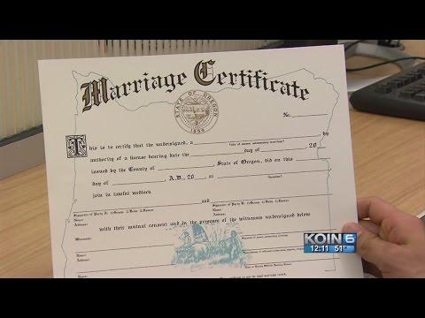 Bill seeks to streamline name changes in Oregon