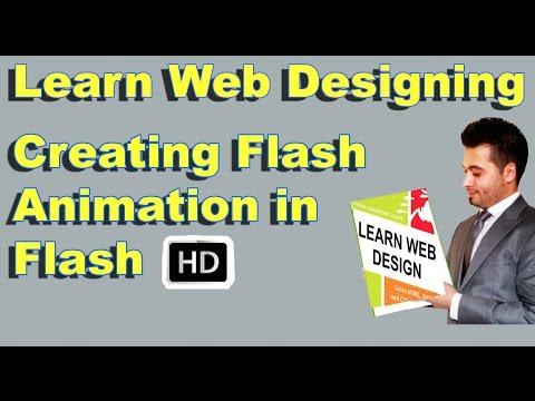 Learn Web Designing HD | Creating Flash Animation in Flash HD | Dreamweaver | - Comprint Multimedia