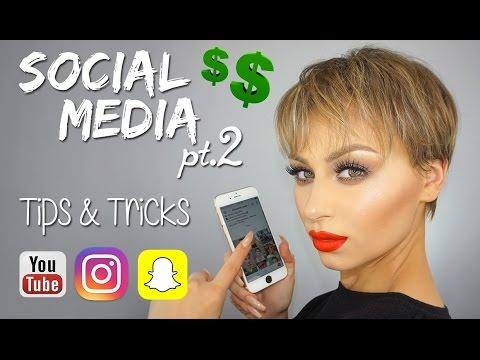 Social Media Tips & Tricks - Influencers | Alexandra Anele