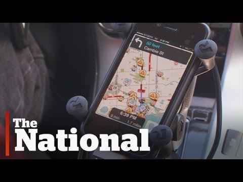 Waze Traffic App Spurs Complaints