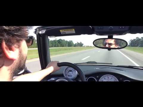 30 Seconds of Me Driving a Mini from Charleston SC to Washington DC