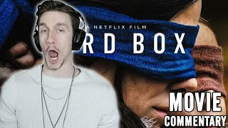 "WHO CAST THIS MOVIE?? (Watching ""Bird Box"")"