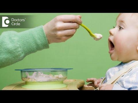 Mistakes parents make when feeding their kids - Dr. Shaheena Athif
