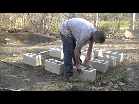 Building a Duck Coop Part 1