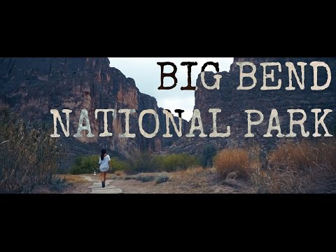 Walking the Border of Mexico in Big Bend National Park