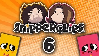 Snipperclips: Game Within a Game! - PART 6 - Game Grumps