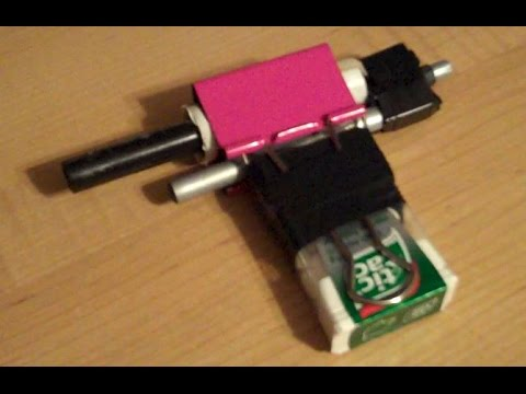 How To Make a Tic Tac Pistol $2