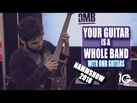 OMB Guitars Gives You a Band Behind Your Music