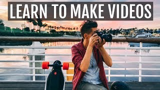 Download How to be a DAILY VLOGGER in 2019 (w/ Alex Gasaway) Video
