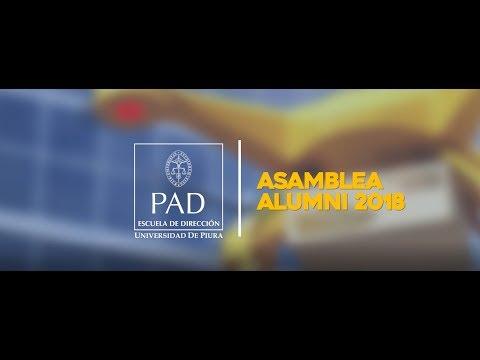 Asamblea Alumni 2018