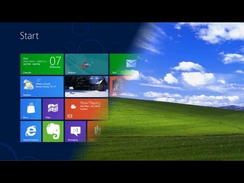 How to Dual Boot Windows XP with Windows 8