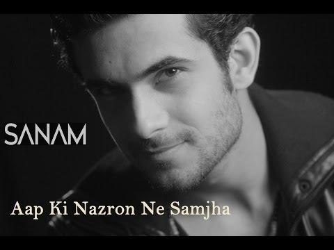 aap ki nazron ne- karaoke with lyrics (ANPADH) - YouTube