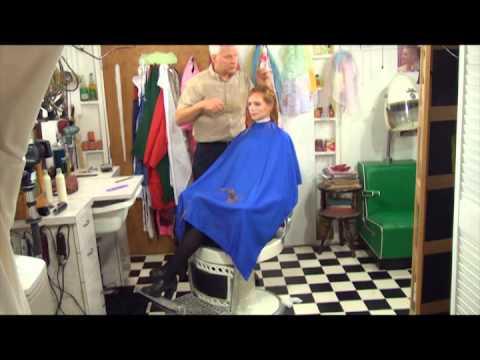 Preview clip of Billie's Ivy League Haircut