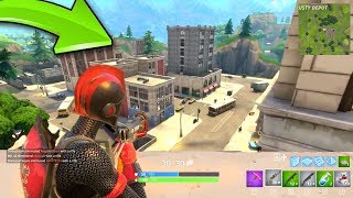*UPDATE* NEW CITY EARLY GAMEPLAY! (Fortnite Battle Royale)
