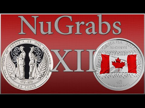 NuGrabs: Episode 12 (Plastic currency???)
