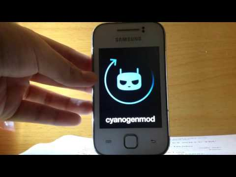 How to install Jelly Bread V5.2 for Galaxy Y S5360