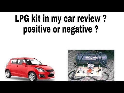 LPG in petrol / diesel car negative points . milage , performance ,LPG kit cost  ? LPG IN ALTO K10 .