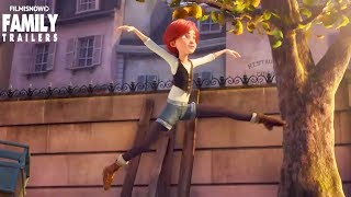 LEAP! | New Clip for the animated family ballerina movie