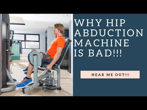 Why The Glute Hip Abduction Machine Exercise Is BAD (Hear Me Out!)