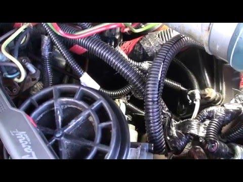 Fixing the oil leak on your Powerstroke 7.3 hpop