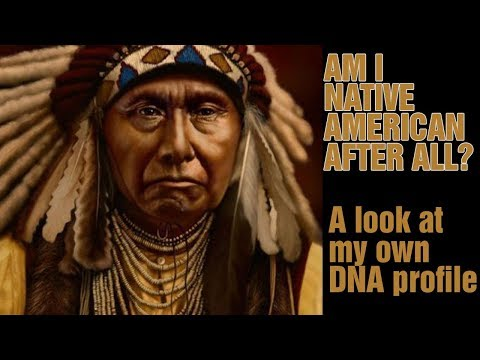 Am I A Native American After All? -- A Look At My Own DNA