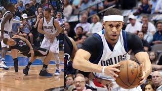 JJ Barea Drops Blake Griffin! Ejected! Seth Curry Balling! Clippers vs Mavericks