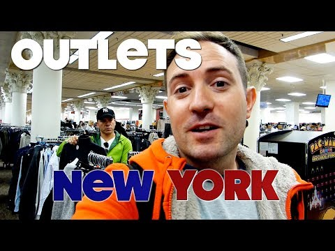 Outlets New York | DPX NY #27 | Viaje a Nueva York