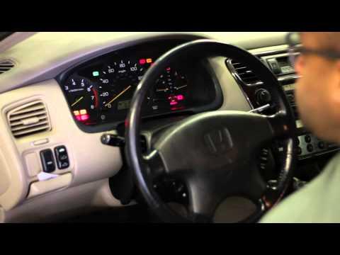 My 2003 Honda Accord Starter Is Bad : Honda Accord Maintenance