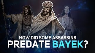 Assassin's Creed - Why Do Some Assassins Predate Bayek?