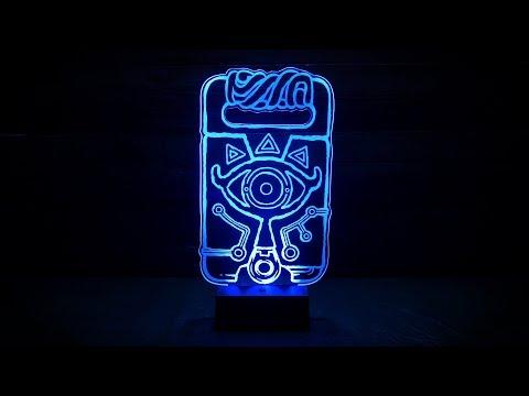 The Legend of Zelda Sheikah Slate Light | Paladone