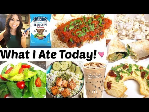 What I Eat In A Day/ Gluten +Dairy Free with Rosie! EP 11