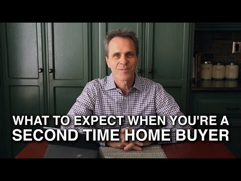 Second Time Home Buyers - Ask a Mortgage Broker