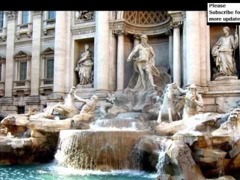 Trevi Fountain | How Best Attractions Landmark Areas Looks Like | Location Pictures