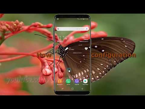 Android Nougat : How to Set USB configuration in Samsung Galaxy S8 or S8+