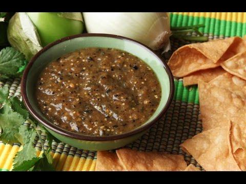 Recipe of Charred Salsa Verde