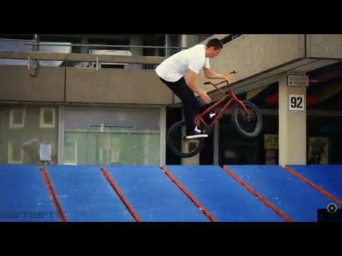 BMX STREET - ED ZUNDA CARHARTT VIDEO