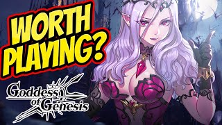 Goddess of Genesis S : First Impressions