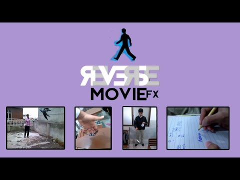 Magical Videos Created With your Android Device - Reverse