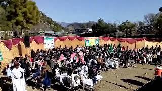 Allama Mufti Muhammad Qasim Qadri Tlp jalsa Chanali Abbottabad-04/02/2018