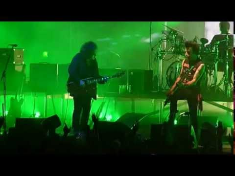The Cure - A Forest - Live - Sportpaleis Antwerpen 12 NOV 2016