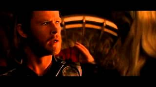 Thor   Banishment Scene